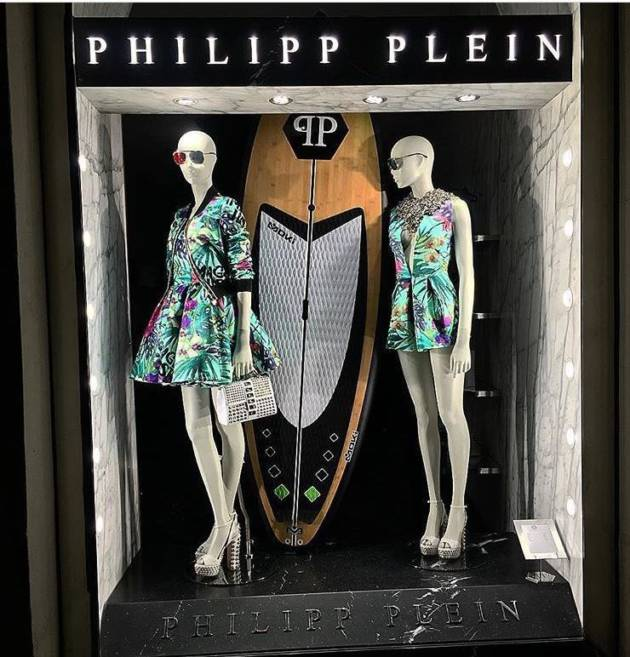 MOKI for PHILIPP PLEIN