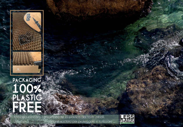 ECO packaging: MOKI SUP sceglie Flexi-Hex